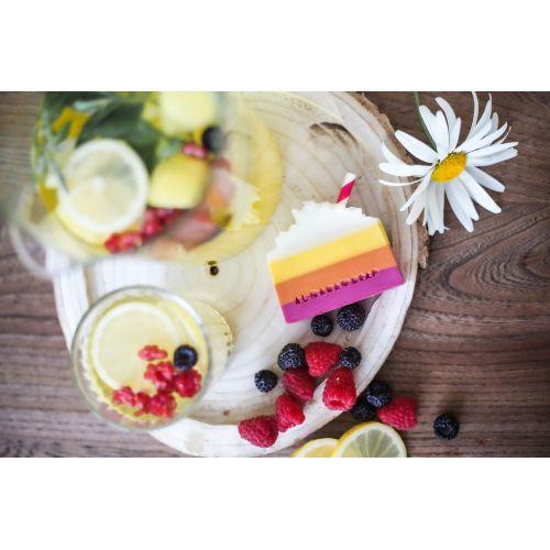 Přírodní mýdlo Limonáda