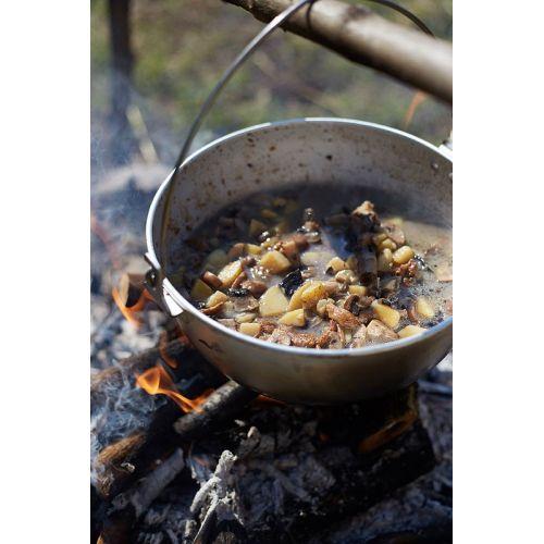 Outdoorová kuchařka - Od rodinných výletů po zimní horské expedice