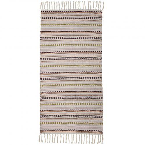 Bavlněný kobereček Multi-color 140x70 cm