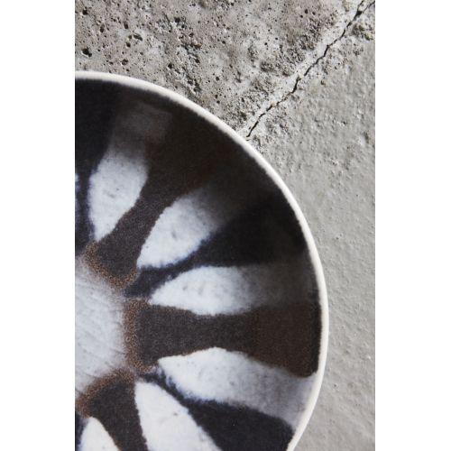 Kameninový dezertní talíř Organi
