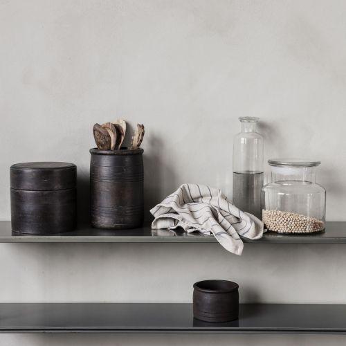 Dřevěná nádoba Kango