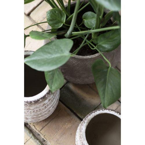 Betonový obal na květináč 15 cm