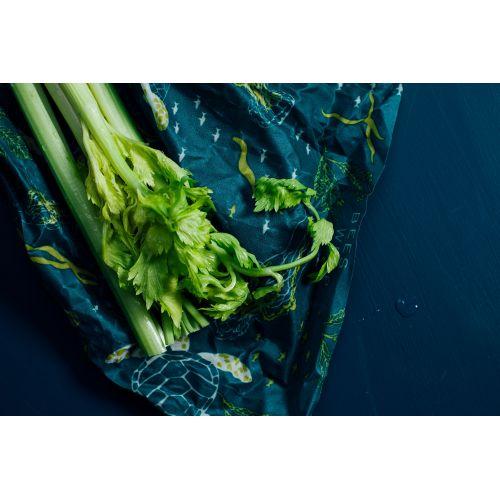 Ekologické potravinové ubrousky Ocean - set 3 ks