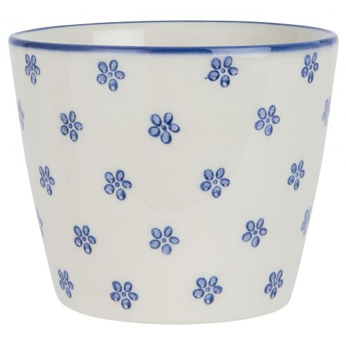 Latte cup Casablanca Bloom Blue 250ml