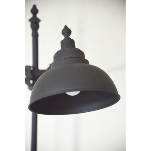 Stolní lampa Fine Dark Metal