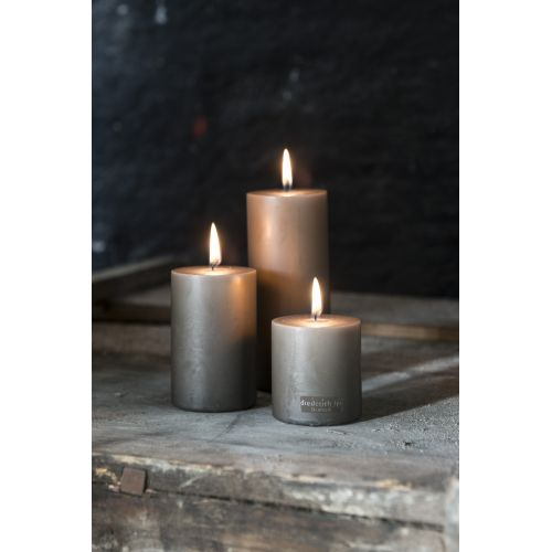 Svíčka Greybrown 7 cm