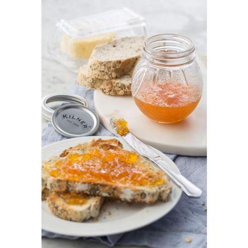 Sklenice na marmeládu Orange 0,4 l