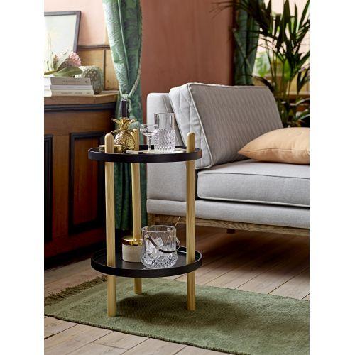Barový stolek Black