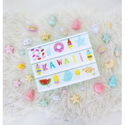 Set obrázků pro Lightbox: Kawaii