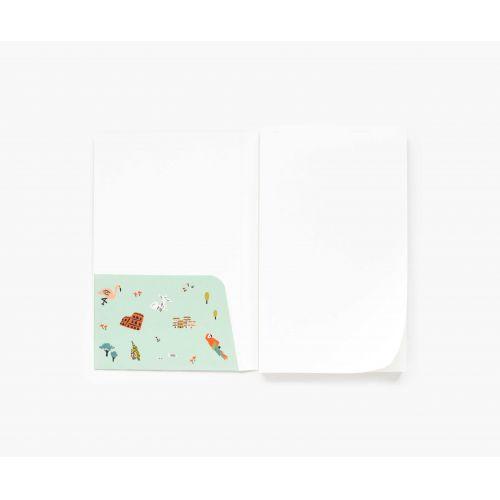 Trhací bloček Tapestry Pocket