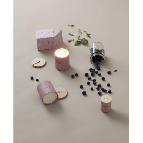 Vonná svíčka BÆR (lesní plody) mini 55 gr