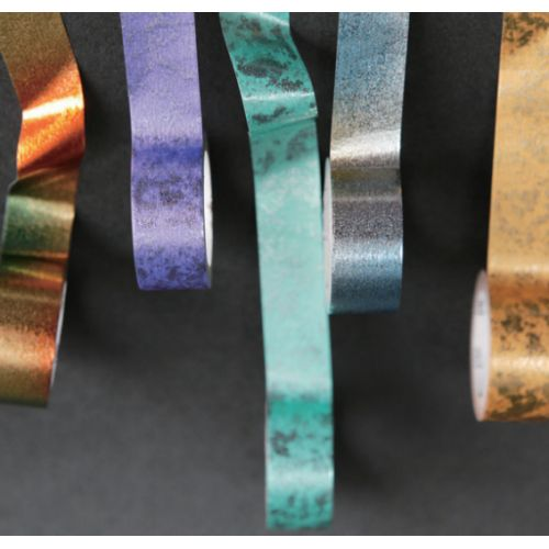 Metalická samolepicí páska Green Dust