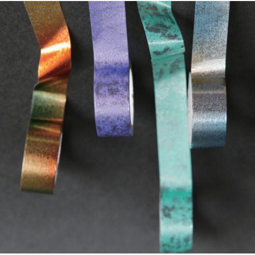 Metalická samolepicí páska Piece Gold