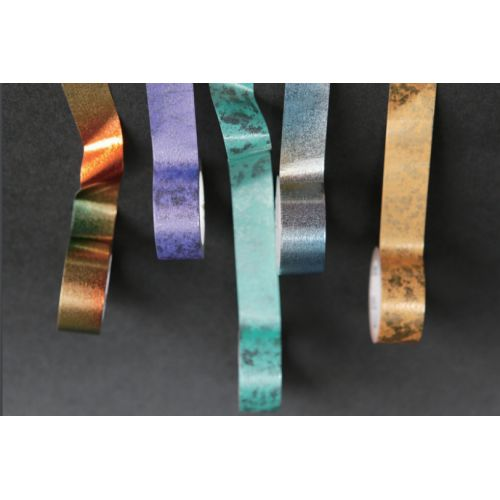 Metalická samolepicí páska Gold Dust