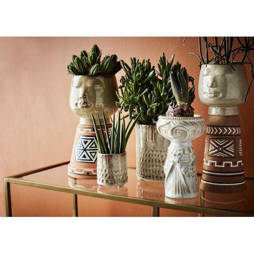 Keramická váza Woman