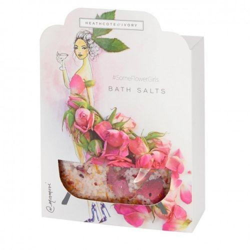 Koupelová sůl růže Meredith Wing - 300 g