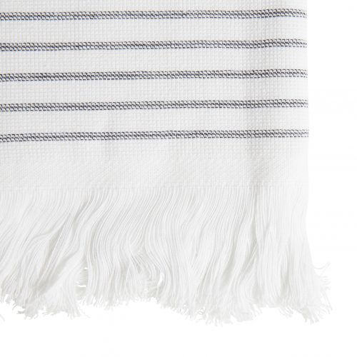 Pruhovaný ručník Pinstripe 30 x 50 cm
