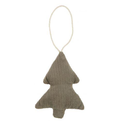 Vánoční textilní ozdoba Textile Christmas Tree