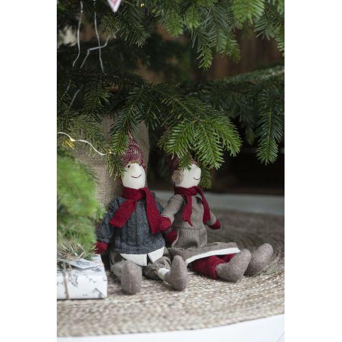 Vánoční skřítci Small Betty and Bertil
