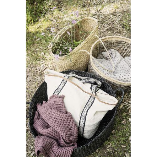 Úložná taška z mořské trávy Tanger