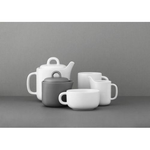 Porcelánová čajová konvice Bliss White