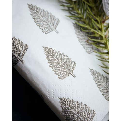 Papírové ubrousky Tree Green 40 ks