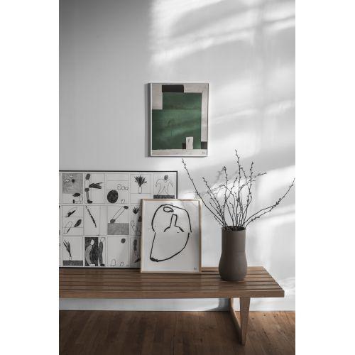 Autorský plakát My place by EKTA 40x50 cm