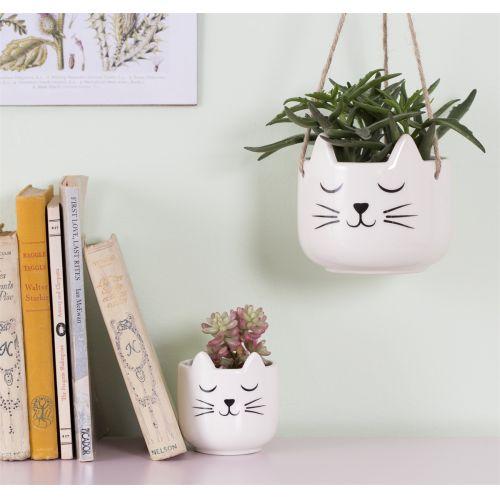 Mini obal na květináček Cat Whiskers
