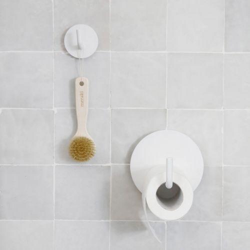 Držák na toaletní papír White Texture