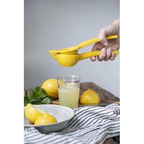 Hliníkový lis na citrusy Yellow