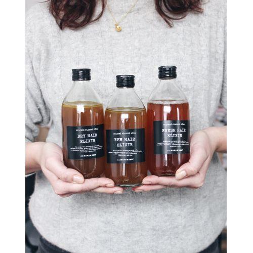 Bylinná vlasová kúra New Hair Elixir 100 ml