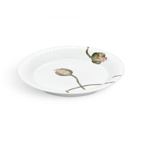 Porcelánový talíř Hammershøi Poppy 19 cm