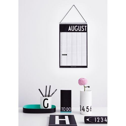 Měsíční kalendář/plánovač Monthly Planner