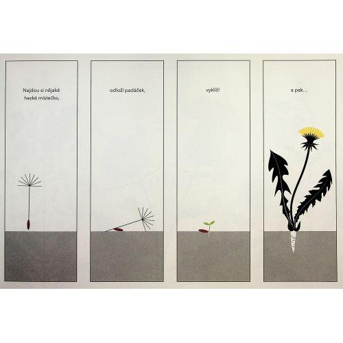Rostliny cestovatelky - Émilie Vastová