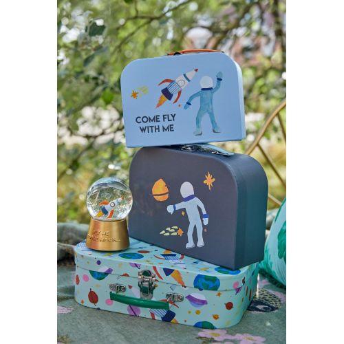 Dětský kufřík Space Print