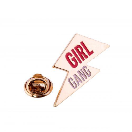 Odznáček Girl Gang