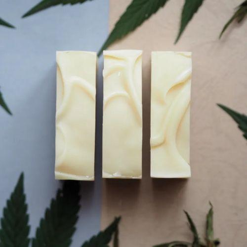 Přírodní mýdlo Konopí