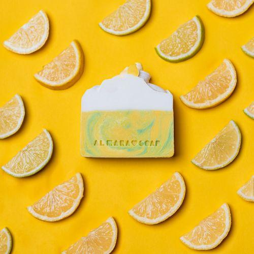 Přírodní mýdlo Bitter Lemon