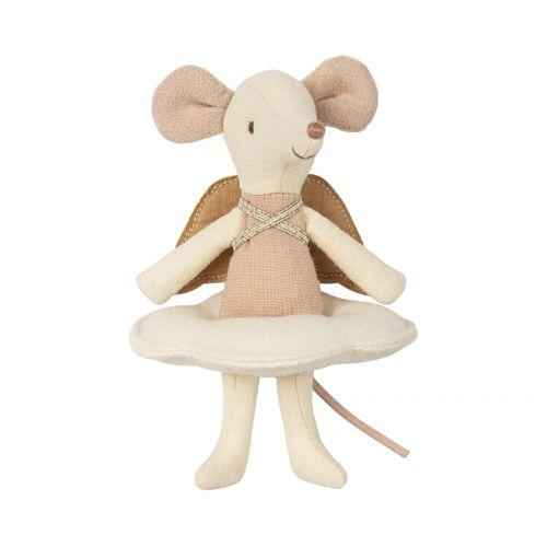 Myška Big sister - andílek v knize