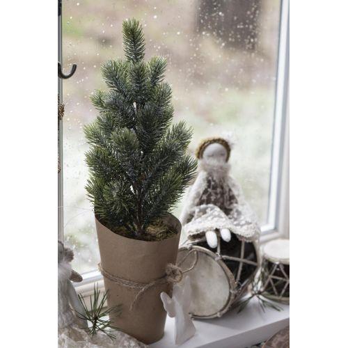Vánoční ozdoba Angel White
