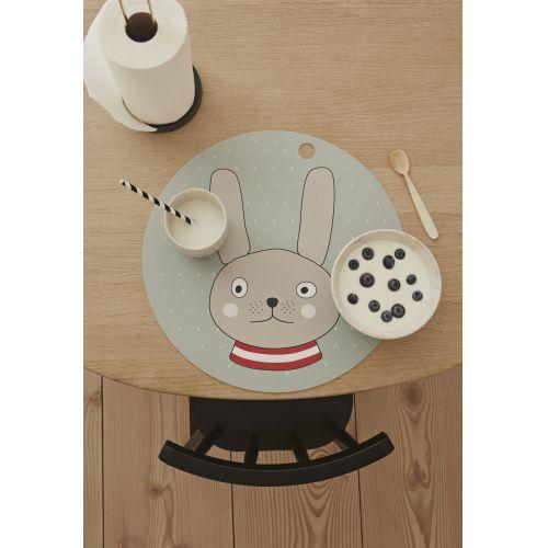 Silikonové prostírání Rabbit