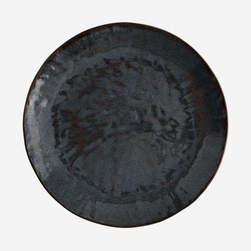 Kameninový talíř Blue