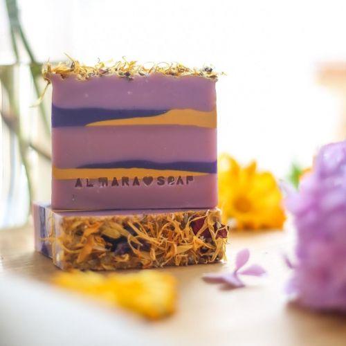 Přírodní mýdlo Letní romance