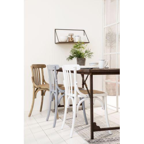 Dřevěná židle Marais Grey
