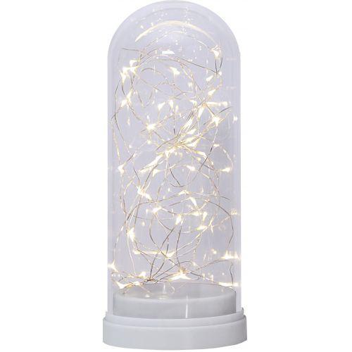 Světelná LED dekorace Glass Dome