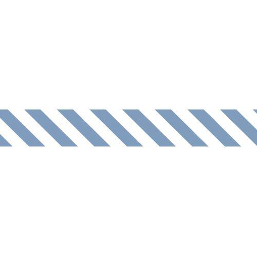 Japonská papírová páska Greyish Sky