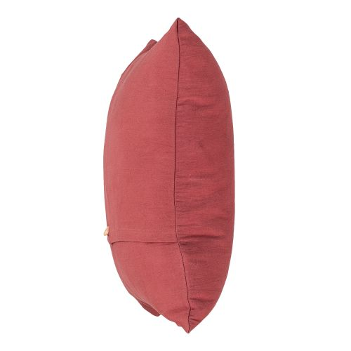 Polštář Cotton Red 40x40cm