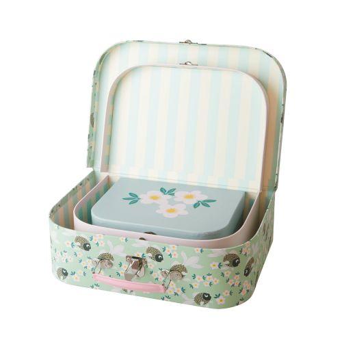 Dětský kufřík Goldfish Print