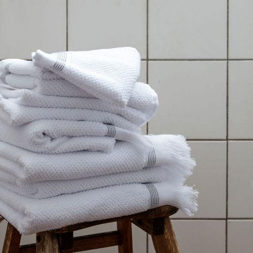 Malé ručníky z organické bavlny 30x30 - set 3ks