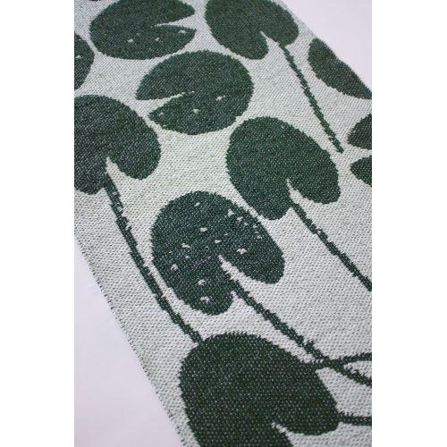 Plastový koberec Water Lilies Green 70x150 cm